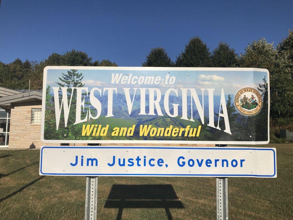 West Virginia Welcome Center: Jennings Randolph Hwy, Morgantown, WV