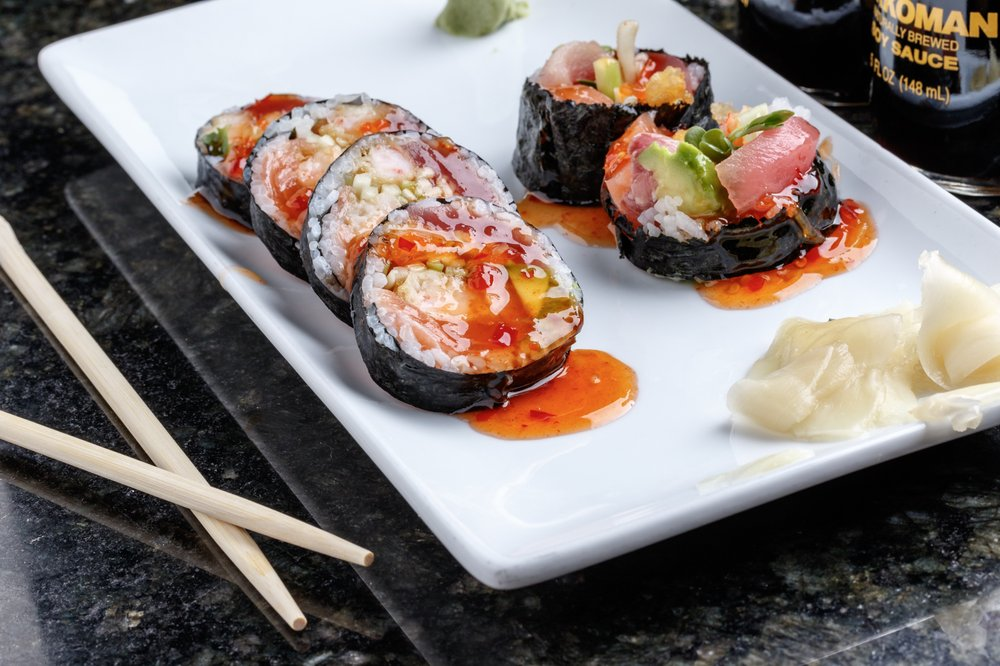 Sake Sushi Bar & Lounge: 8691 9th Ave, Port Arthur, TX