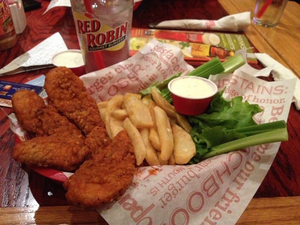 Red Robin Menu: The Best and Worst
