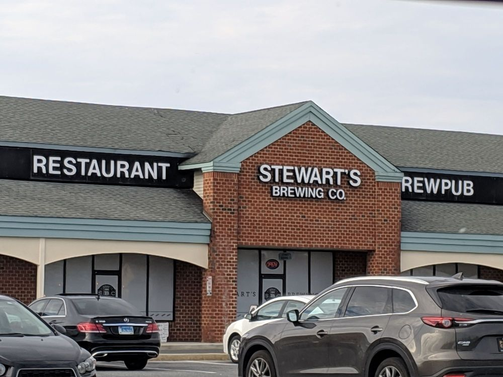 Stewart's Brewing Company: 219 Governors Pl, Bear, DE