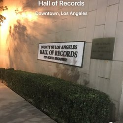Los Angeles County Hall of Records - 320 W Temple St