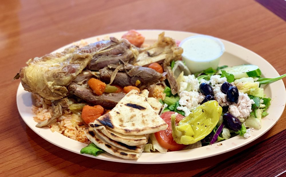 Sinbad Mediterranean Grill: 3000 Windy Hill Rd SE, Marietta, GA