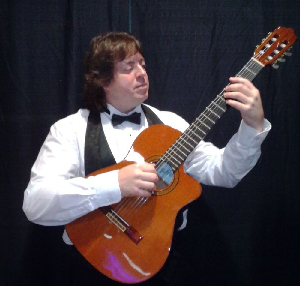 Jeff Scott Guitarist: Chuluota, FL