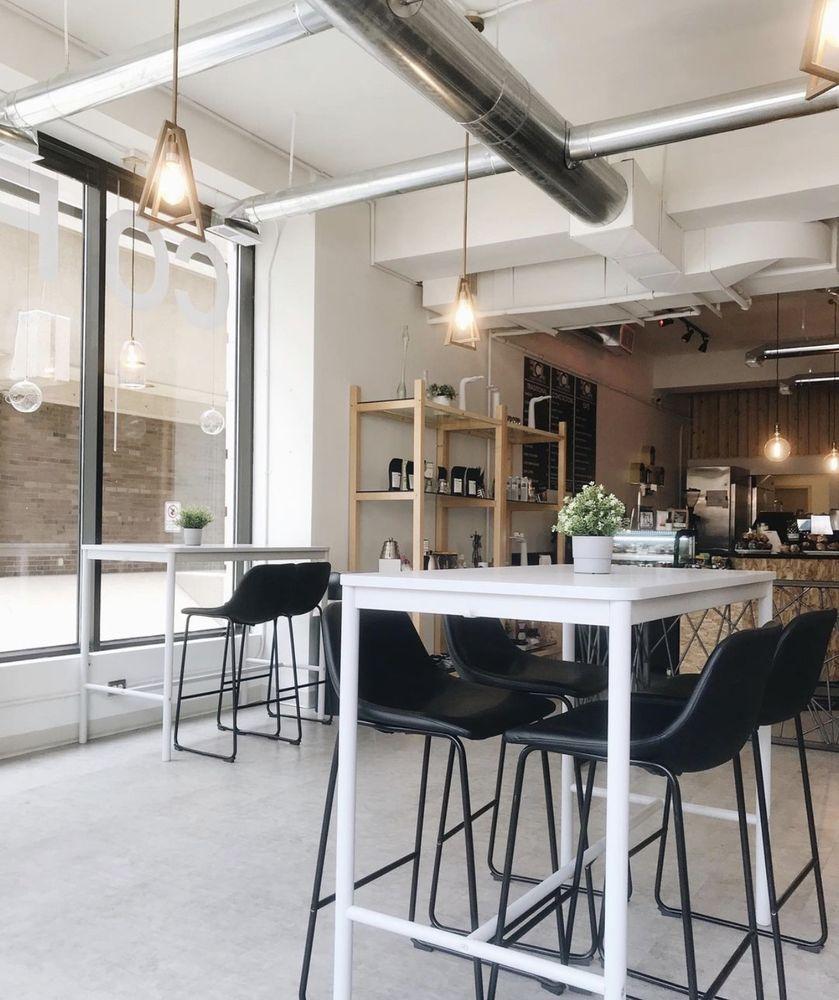 Fluid Coffeebar And Roasting Lab: 518 Franklin St, Michigan City, IN