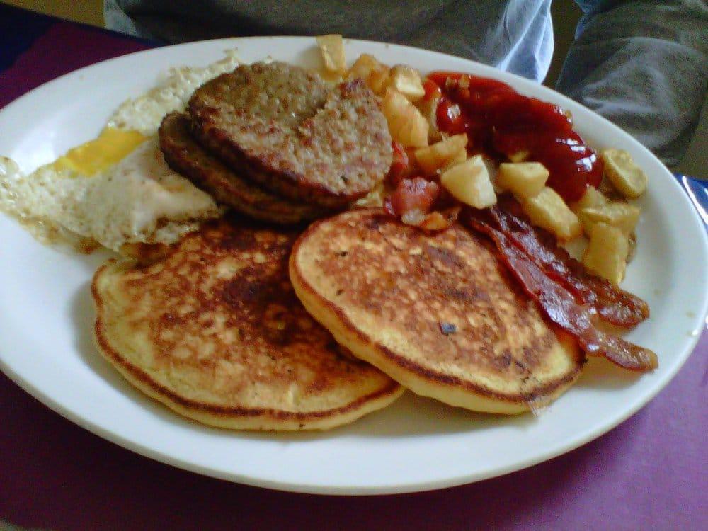The Pancake Cafe London