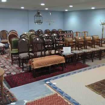 Photo Of Eisenhower Consignment   Alexandria, VA, United States. Second  Level Chairs