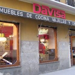 Davisa tienda de muebles calle de argumosa 27 lavapi s y embajadores madrid espa a - Telefono registro bienes muebles madrid ...