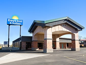 Days Inn & Suites by Wyndham Trinidad: 900 West Adams St., Trinidad, CO