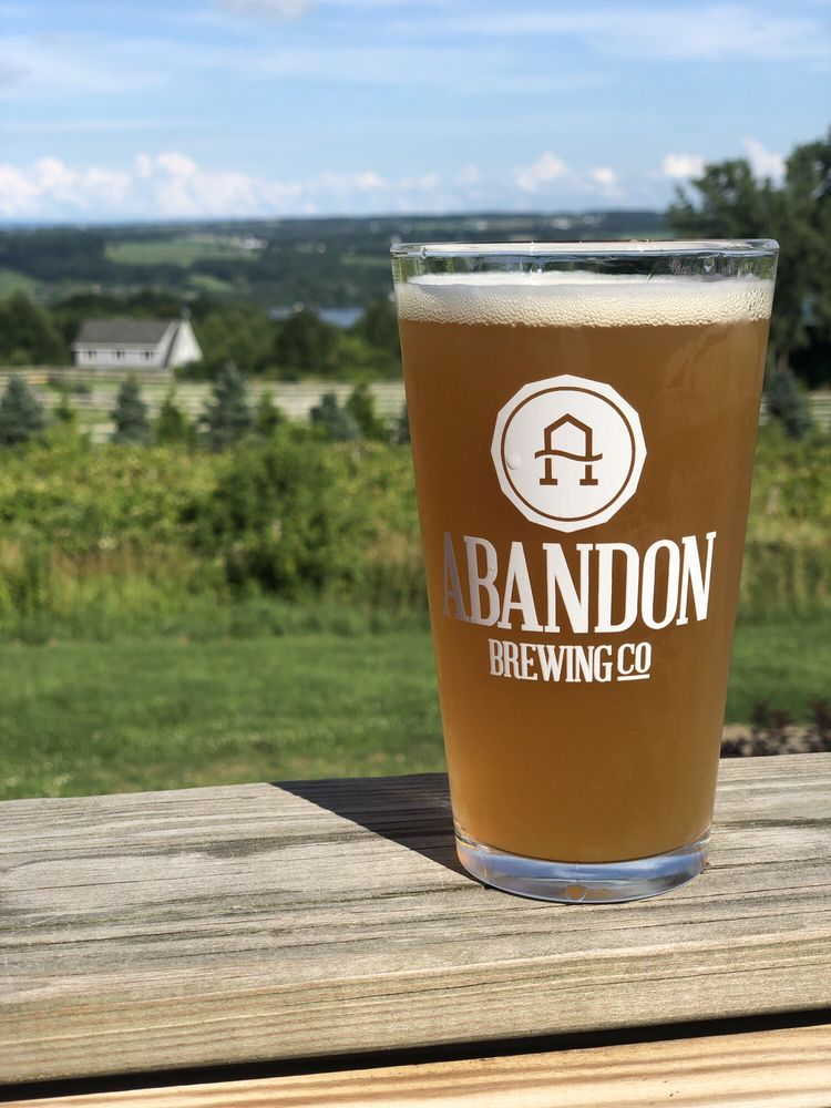 Food from Abandon Brewing Company