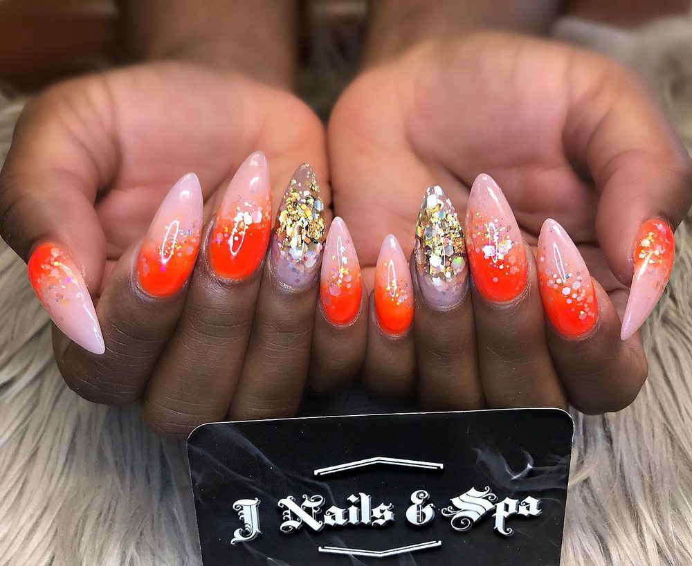 J Nails And Spa   Nail and Manicure Trends