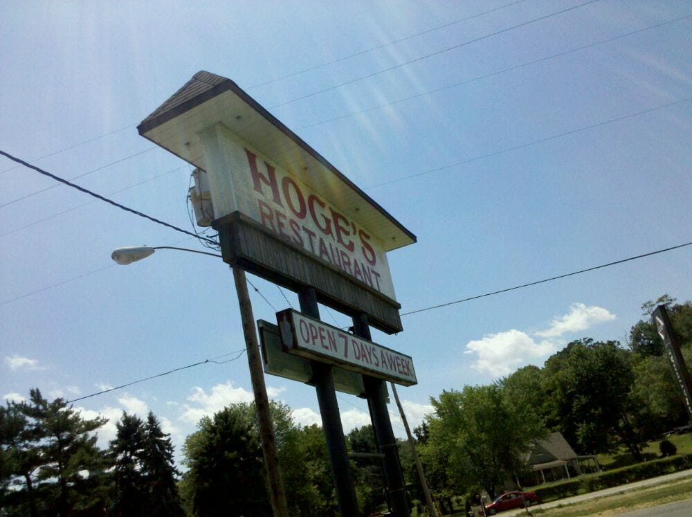 Hoges Restaurant: 16128 E Liverpool Rd, East Liverpool, OH