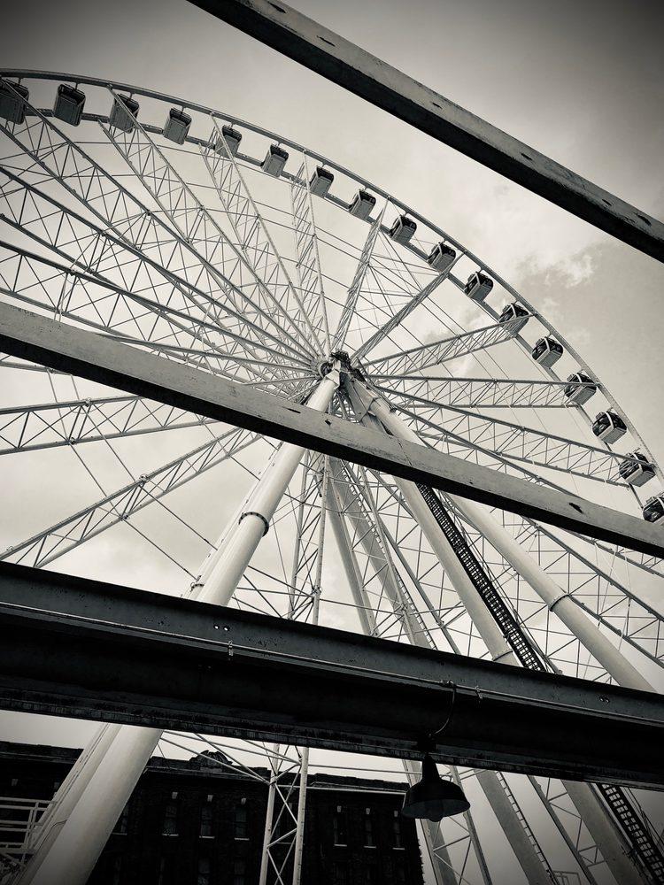 The St. Louis Wheel: 201 S 18th St, Saint Louis, MO