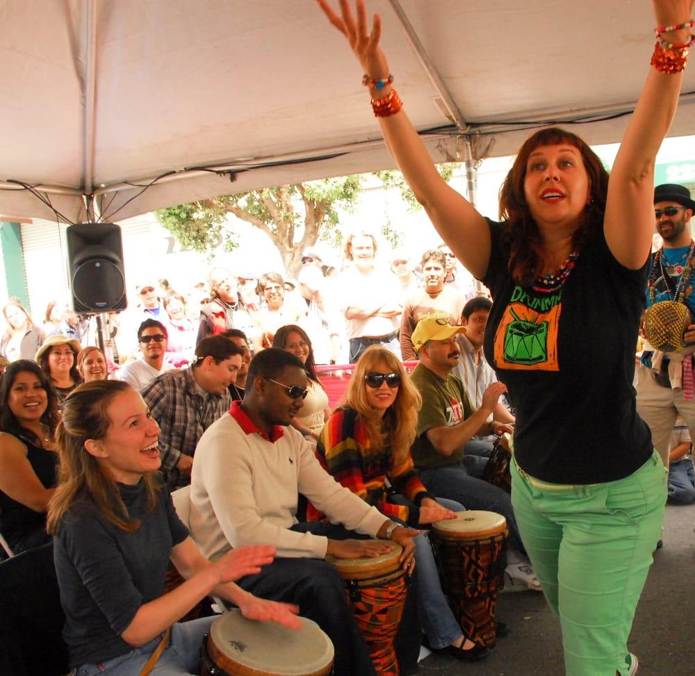 DRUMMM Rhythmic Events: Berkeley, CA