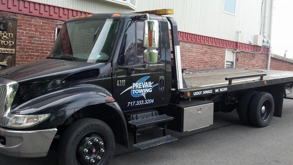 Prevail Towing LLC: Mount Joy, PA