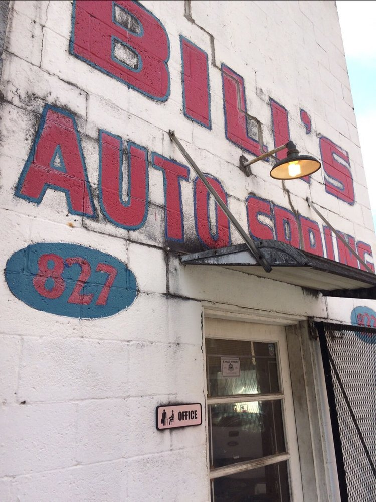 Bill's Auto Spring Service: 827 S 15th St, Louisville, KY