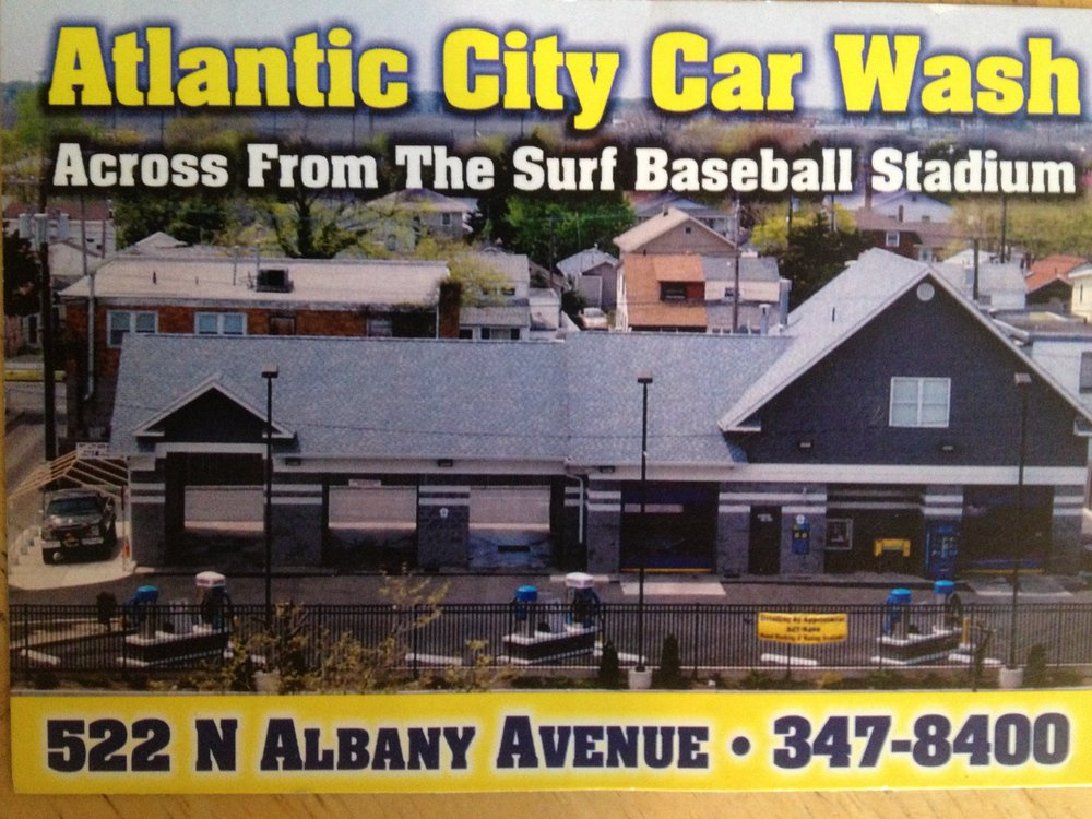 Atlantic City Car Wash