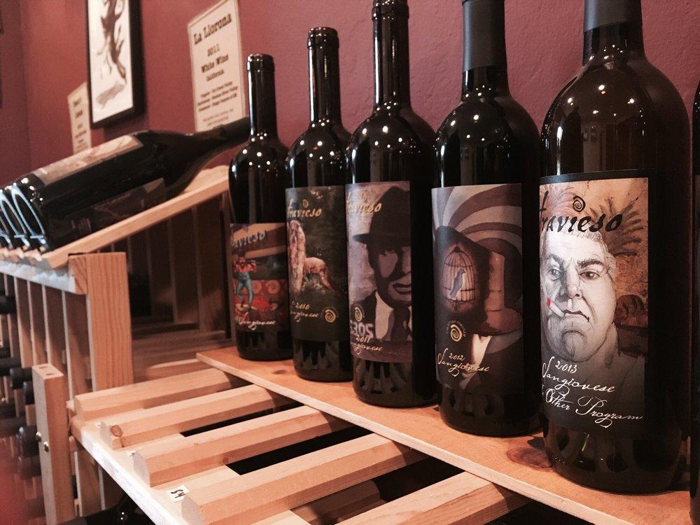 Travieso Winery