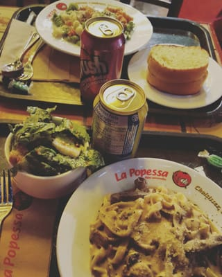 Restaurant La Popessa