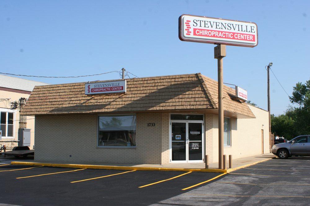 Stevensville Chiropractic Center: 2640 W John Beers Rd, Stevensville, MI