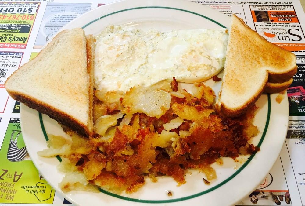 Hi Way Restaurant: 5470 Rte 145, Laurys Station, PA