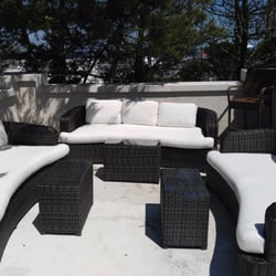 Photo Of Atlantic Upholstery   Ft Lauderdale, FL, United States. Custom  Outdoor Cushions
