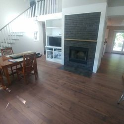 Photo of Carpets Direct - Lincoln, NE, United States. Classy Engineered Wood!
