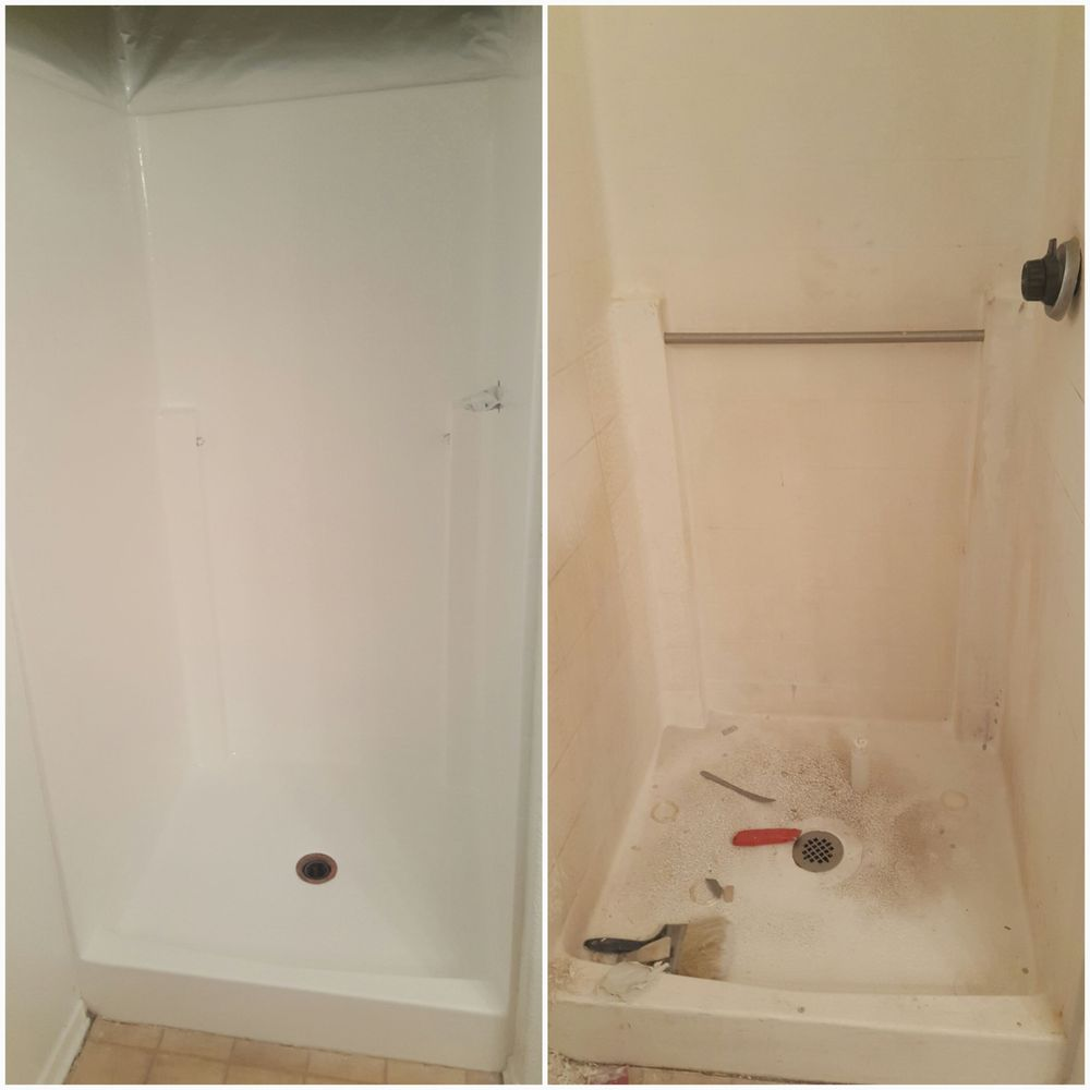A V Tub & Top Refinishing - Get Quote - Refinishing Services ...