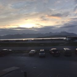 Photo Of Grand Aleutian Dutch Harbor Ak United States Sunset View From