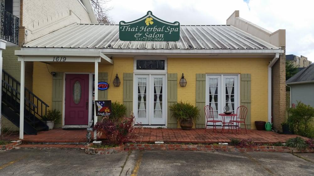 Thai Herbal Spa & Salon: 1619 W Pinhook Rd, Lafayette, LA