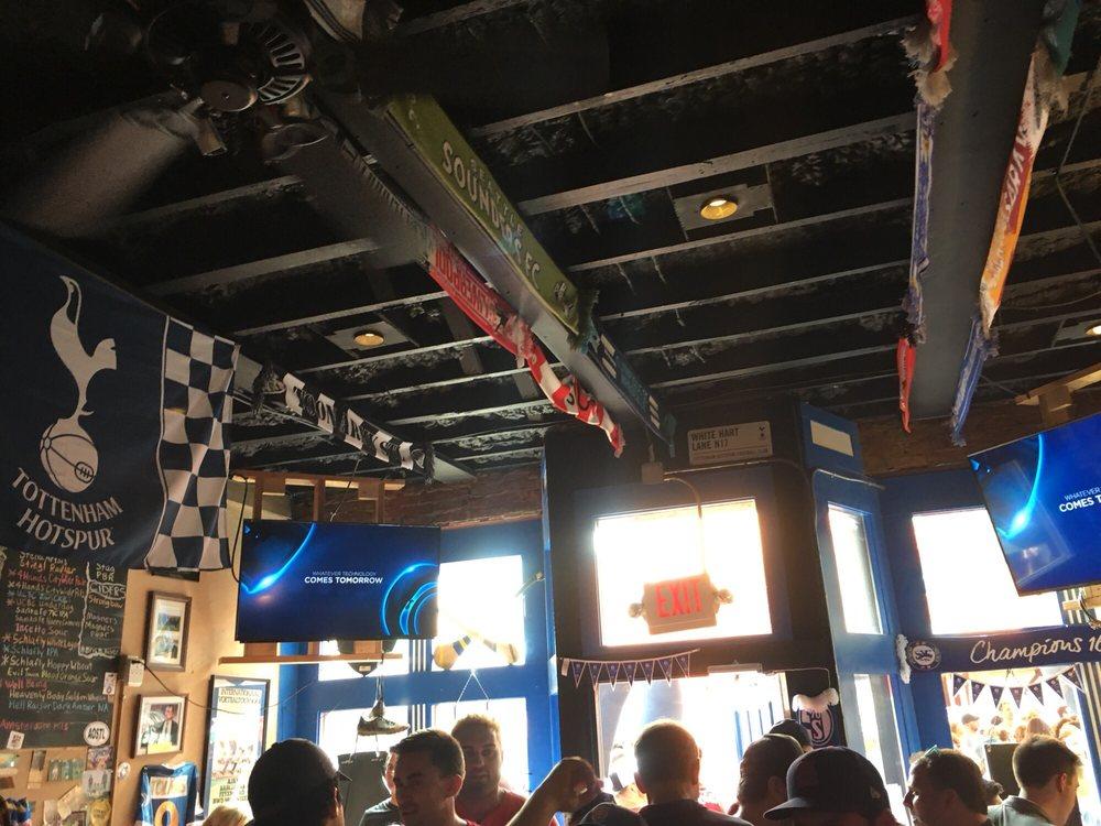 Amsterdam Tavern: 3175 Morganford Rd, Saint Louis, MO