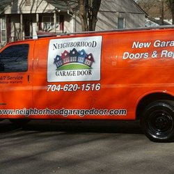neighborhood garage doorNeighborhood Garage Door The Original  Garage Door Services
