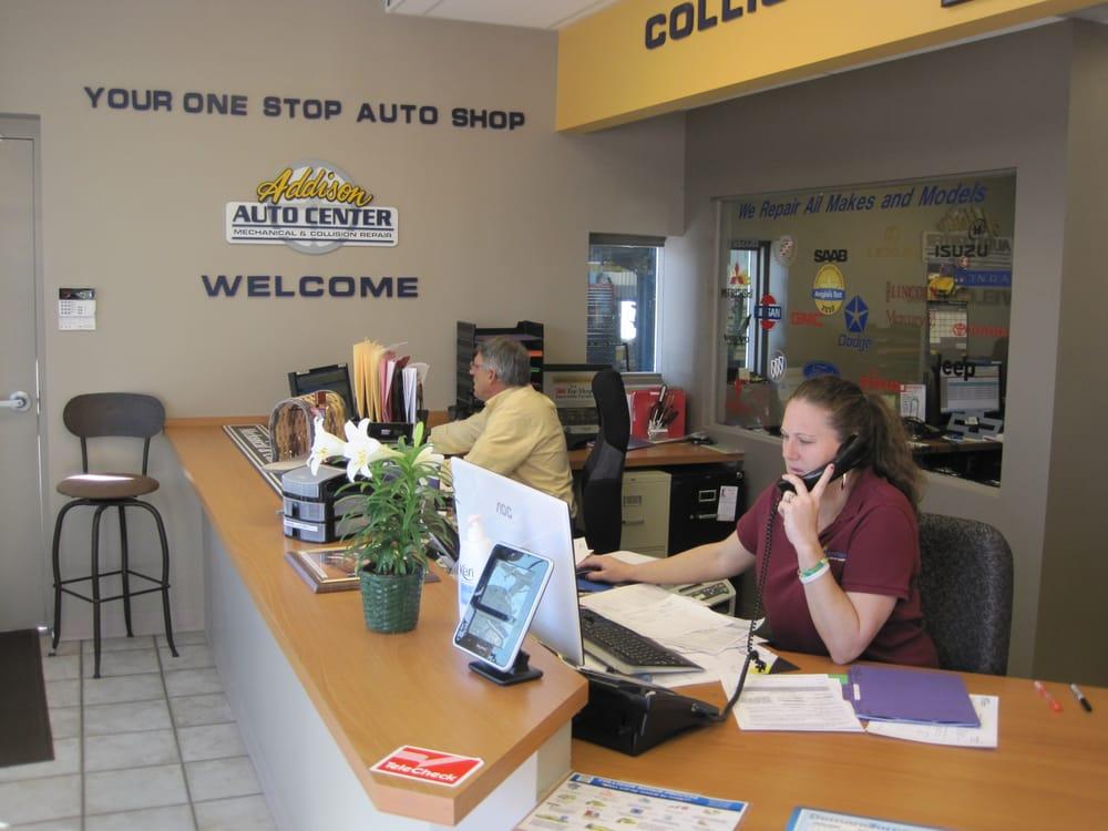 Photo Of Addison Auto Repair Body Denver Co United States