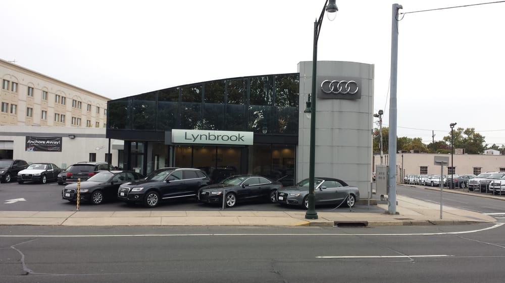 Audi lynbrook yelp
