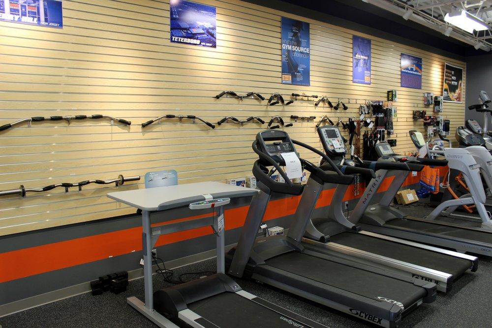 Gym Source: 293 Daniel Webster Hwy, Nashua, NH
