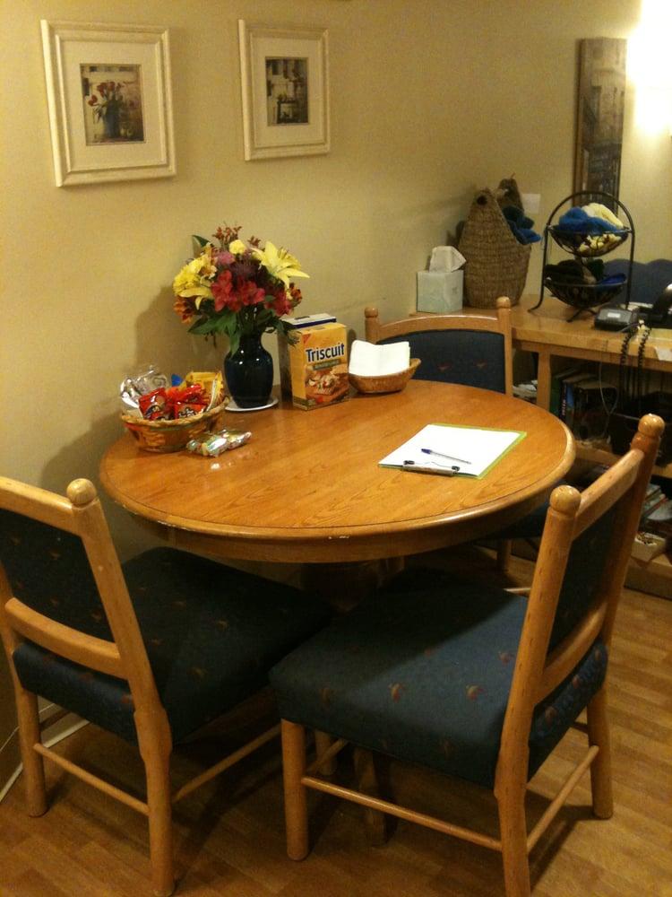 Ronald mcdonald family room community service non for Ronald mcdonald family room