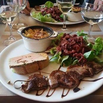 Restaurant L Echoppe Villenave D Ornon Menu