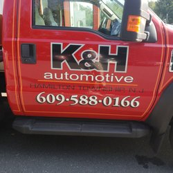 b0858a537814 Photo of K & H Automotive Collision Center - Hamilton, NJ, United States