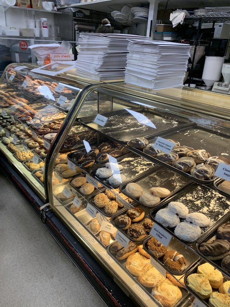 Social Spots from Mary's Gourmet Donut Shoppe