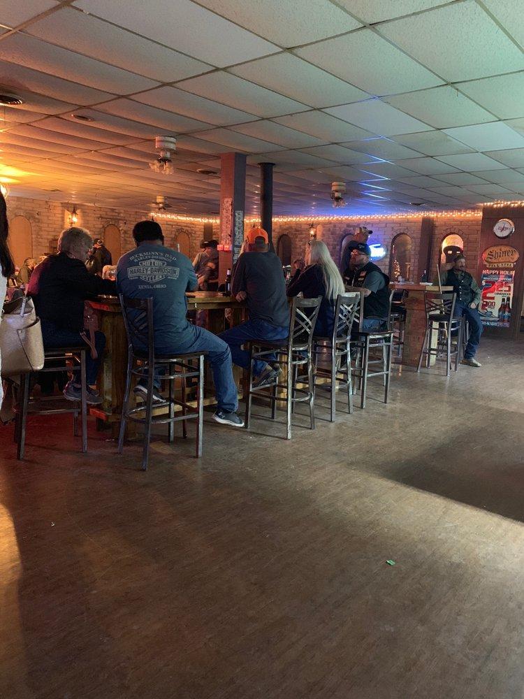 The Saloon: 533 Houston St, Buffalo Gap, TX