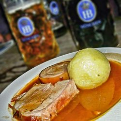 Photo Of Old German Beer Hall