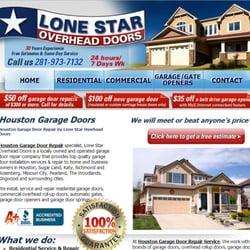 Lone Star Overhead Doors