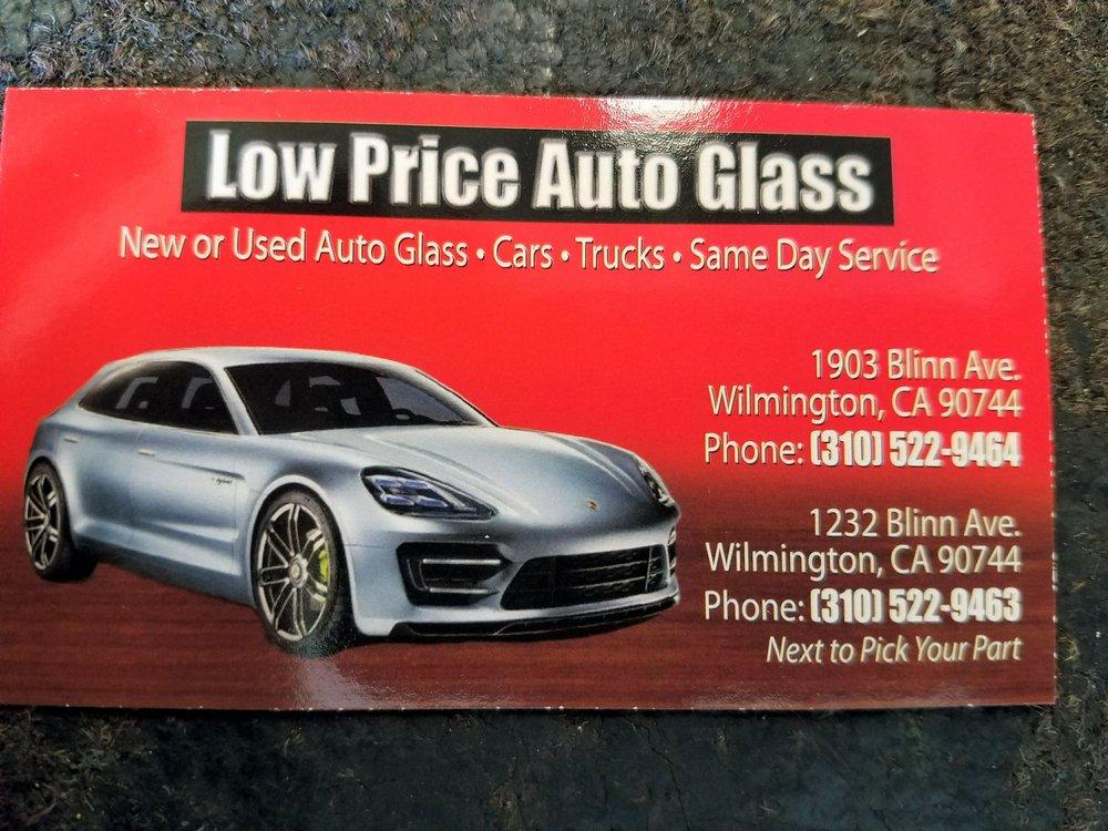 Low Price Auto Glass - 15 Photos & 45 Reviews - Auto Glass Services ...