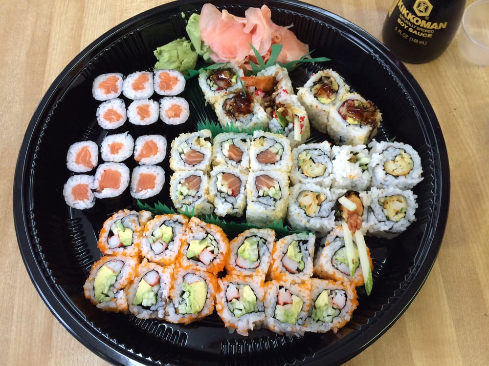 Sushi yelp for Lawrence fish market