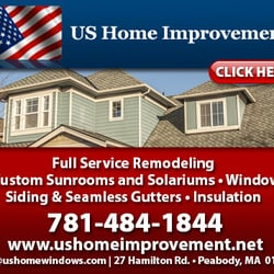 Photo Of Us Home Improvement Peabody Ma United States Ad Ed By