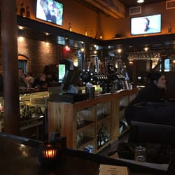 Photo Of The Foundry Restaurant Manchester Nh United States Beautiful Bar And