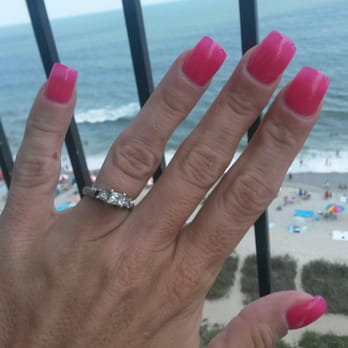 Photo Of Nails At The Beach Myrtle Sc United States My