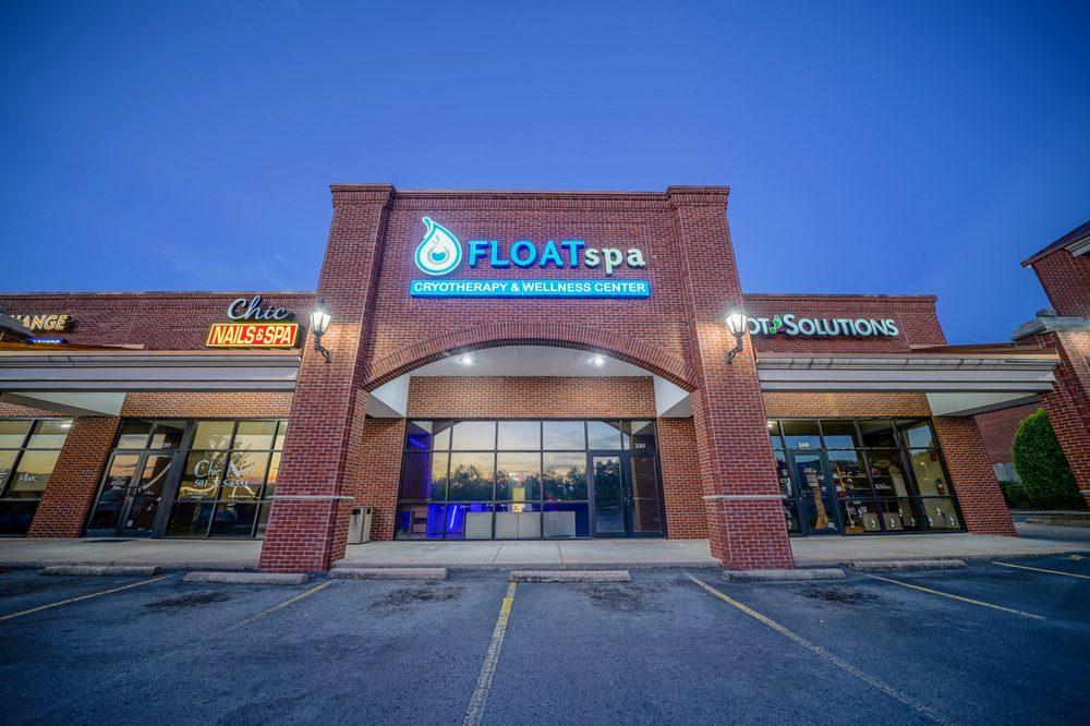 FLOATspa - Little Rock: 301 S Bowman Rd, Little Rock, AR