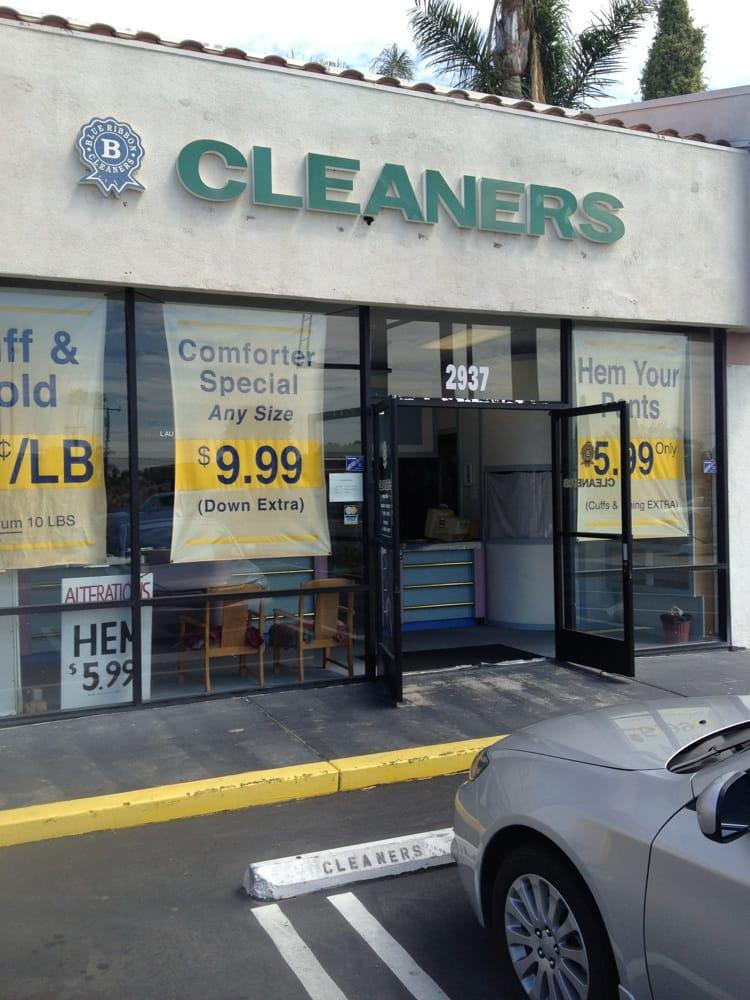 Blue ribbon closed laundry services 2937 e chapman for Chapman laundry
