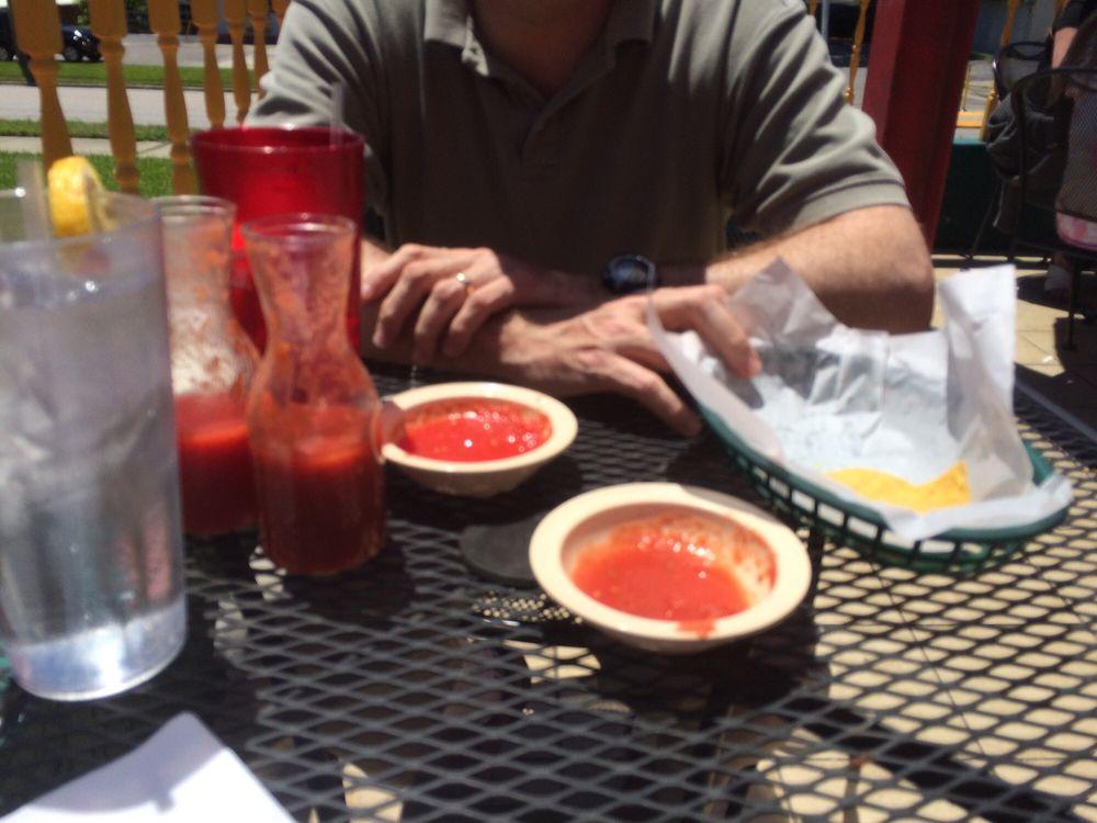 La Cabana Mexican Restaurant: 220 W Broad Ave, Rockingham, NC