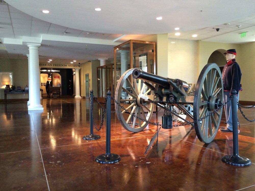 American Freedom Museum: 1051 N Houston St, Bullard, TX